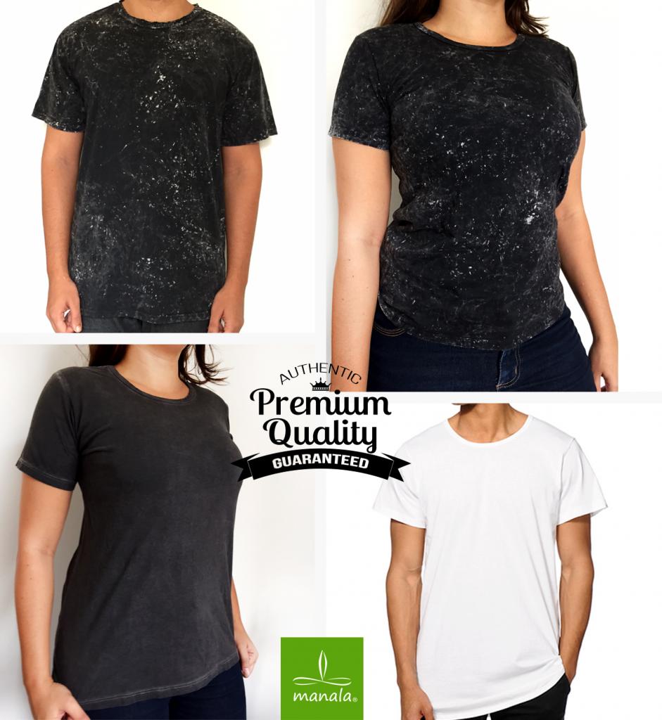 Camisetas básicas premium