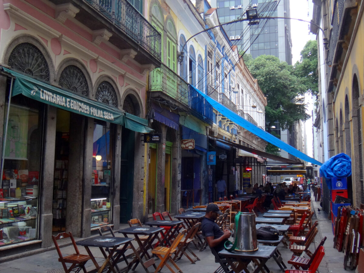 Rua do Ouvidor - Rio de Janeiro