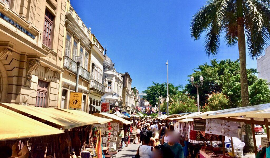 Feira do Lavradio - Rio de Janeiro